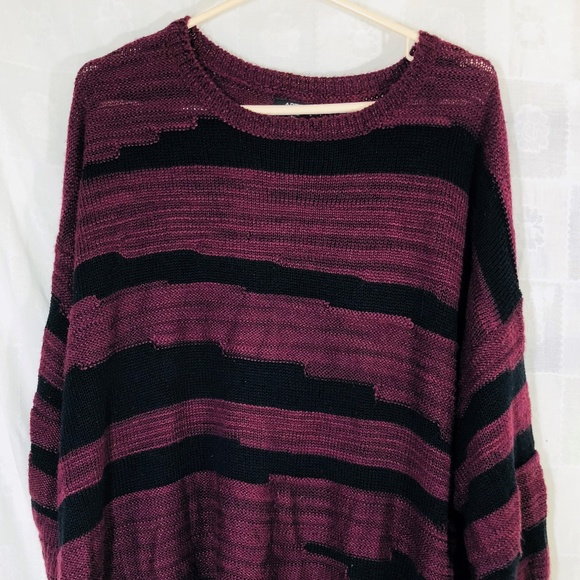 05098f06d5 Sweater Apt. 9 Purple Women s Size 3X Pull over
